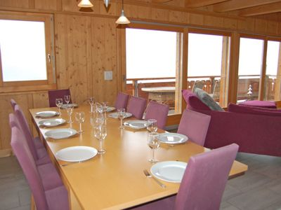 Photo for Vacation home Castle Hill in Nendaz - 10 persons, 5 bedrooms
