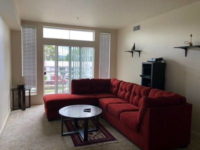 Photo for 1 Bedroom with A Private Den, Central Air in Popular North Portland