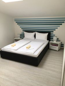 Photo for Beautiful 2 bedroom apartment newly renovated tel. 004915226039952