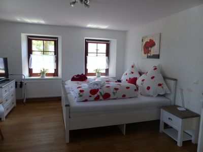 Photo for Bright, nice double room with a wide view in a quiet location