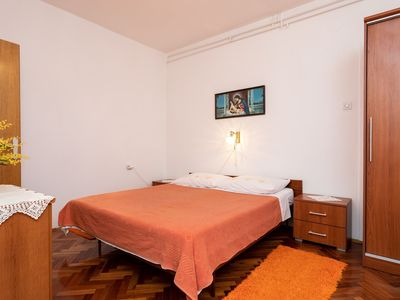 Photo for Double Rooms & Studio Mira / Double Room Mira 1 with Balcony and Parking Place