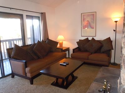 Photo for 2 Bedroom Premier Townhouse at the Base of Snow Summit Ski Resort!