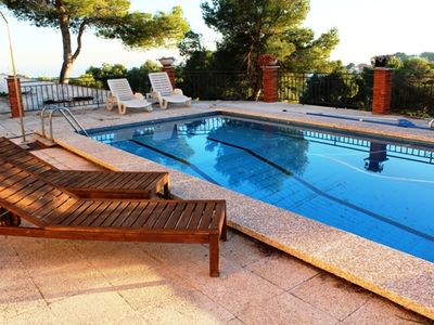Photo for Catalunya Casas: Coastal villa in Castellet, 6km from Costa Dorada beaches