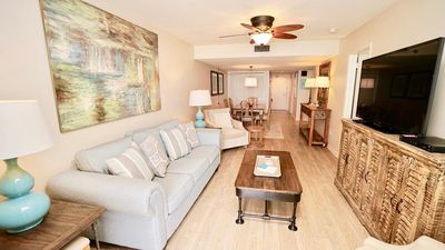 Photo for DIRECT GULF FRONT, LUXURY CONDO, TONS OF FAMILY AMENITIES