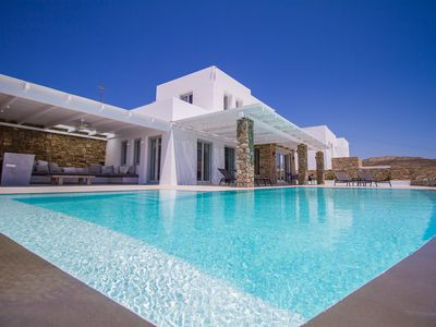 Photo for Villa Sophus in Mykonos, Greece