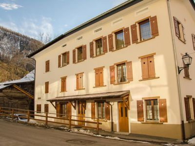 Photo for Apartment Haus Tuft inkl. Parkplatz  in Leukerbad, Valais - 6 persons, 2 bedrooms