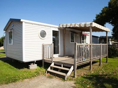 Photo for Camping Les Alizés *** - Mobil Home Grand Confort 4 Rooms 6 People