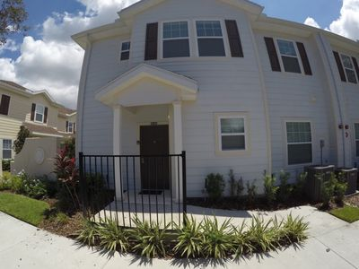 Photo for Disney On Budget - Lucaya Village - Welcome To Contemporary 4 Beds 3 Baths Townhome - 3 Miles To Disney