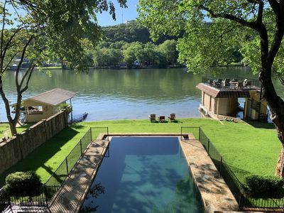 Photo for WATER FRONT LAKE AUSTIN  ESTATE