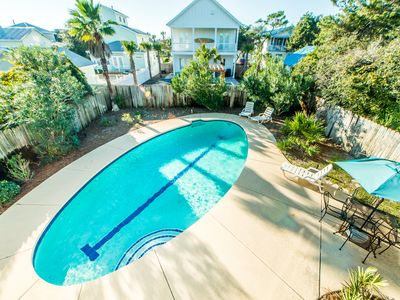 Photo for Wildwood Cottage-4BR☀OPEN June 2 to 4 $1471!☀ PRIV Pool-Walk2Beach- Fun Pass