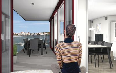 Photo for 3 bedroom accommodation in Travemünde-Waterfront