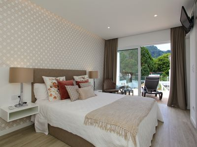 Photo for Modern villa in the center of Furnas