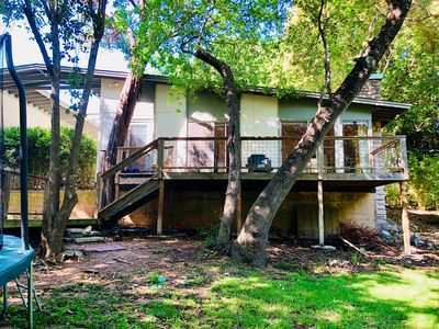 Photo for Amazing Secluded 2 Bedroom with Pool in West Lake Hills!!