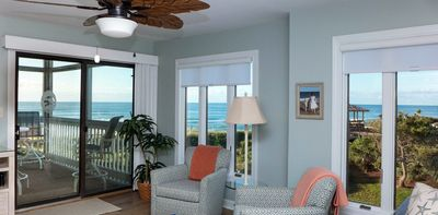 Photo for Beautiful Corner Oceanfront 3 Bedroom 2 Bath Condo
