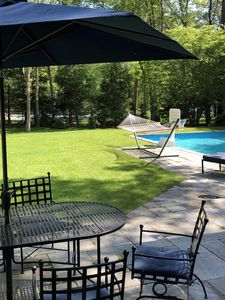 Photo for East Hampton - 4 bed - 3 bath - Heated Pool - Close to Town and Beaches