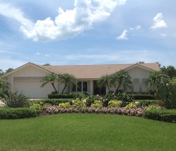 Photo for Beautiful Pool Home in Park Shore Just 1/2 Mile from the Beach