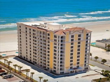 Daytona Beach Opus 2nd Flr 3 Bd Ba Dir Ocnfrt Condo Dec Lowest