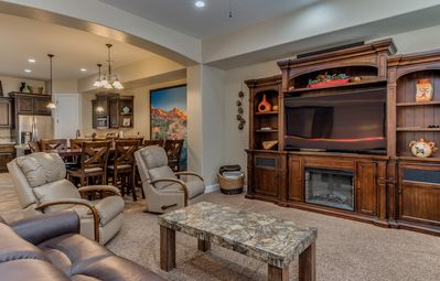 Photo for 4BR Townhome Vacation Rental in Washngton, Utah