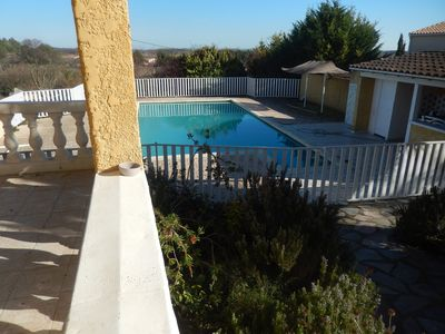 Photo for VILLA WITH POOL IN VILLAGE