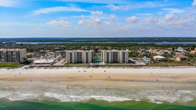 Photo for Beach Front Condo located on NO DRIVE Beach!