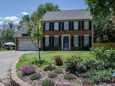 Photo for South Charlotte Home near Carowinds with Fenced Backyard