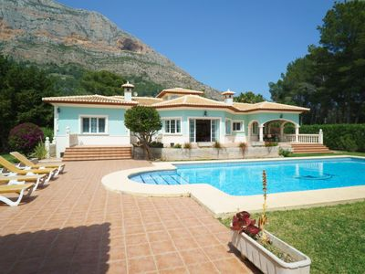 Photo for Vacation home Verde in Jávea/Xàbia - 6 persons, 3 bedrooms