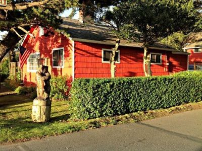 Photo for SEPT 30- OCTOBER 3rd AVAILABLE: 115 FIVE STAR REVIEWS for the COZY COTTAGE