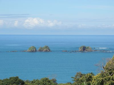 The Tres Hermanas. Great Snorkeling there and the whales tale!