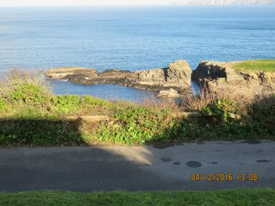 Photo for Port Isaac, Fabulous Cornwall property with stunning uninterrupted sea views.