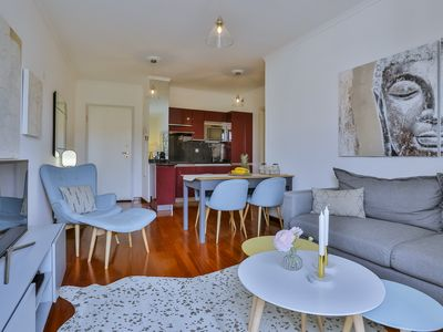 Photo for Lovely pied-à-terre in Carré d'Or pedestrian zone