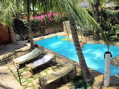 Photo for A wonderful accommodation to stay at wail on vacation in Watamu
