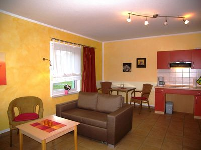 Photo for Holiday home 1 - mobile camp Heringsdorf house Triftende