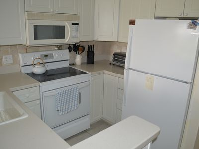 Photo for Beautiful Bayside 211 –1st fl of Heaven, Free wi-fi, Central AC, Beach Access