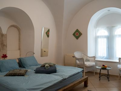Photo for Heart of Ein Kerem,Charming appartment in the most beautiful square of Jerusalem