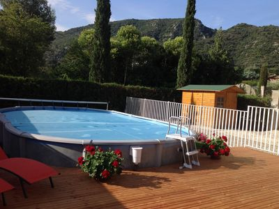 Photo for Cottage 4/6 people with views over the Luberon