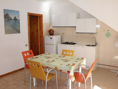 Photo for Delightful two-room apartment with garden just 150 m from the sea