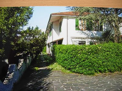 Photo for Holiday house in the green area near the beaches