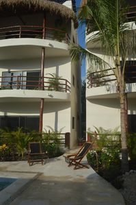 Photo for Tua Tulum 4 comfortable apartments with all the amenities