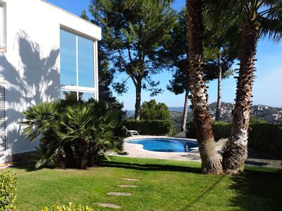 Photo for Lovely Villa  near to Barcelona & beach 15-20 min; with private  pool + WIFI