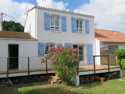 Photo for Nice house near center and beach of la Tranche sur Mer