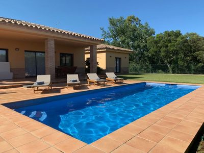 Photo for Spectacular House with Pool in Golf Peralada
