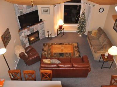 Photo for True Ski In & Out, Best Location,  4Br/3Bth & Loft, Top Floor Ideal for families