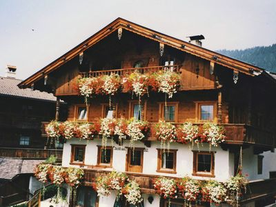 Photo for Beautiful apartment with lots of privacy in the middle of Alpbach
