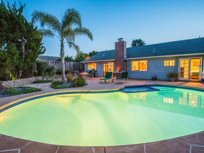 Photo for Via Feliz - Happiness in Santa Barbara w/Pool Near UCSB