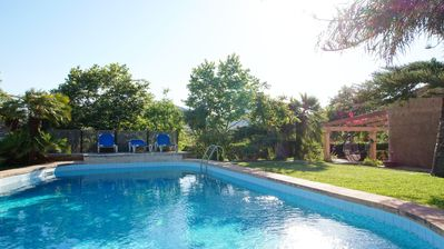 """Photo for Large rural house with pool and private garden in agriturismo """"S'Aigo"""""""