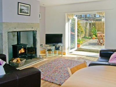 Photo for 2 BAY VIEW, pet friendly, with open fire in Amble, Ref 24822