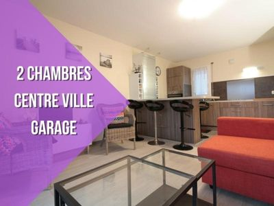 Photo for Apartment Vannes, 2 bedrooms, 4 persons