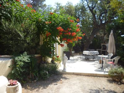 Photo for T2 45m² garden level independent BOULOURIS 83700 Saint Raphael near sea