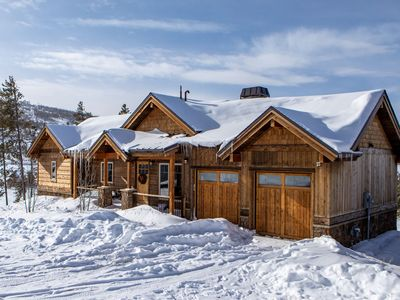 Photo for Mountain-View Lodge w/ Fireplace & Balcony - Near Skiing, Golf & Granby Ranch