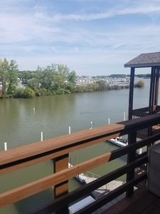 Photo for Updated 2BD/2BA w Harbor Views on Catawba